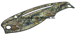 New Realtree Ap Camo Camouflage Dash Mat Cover For Listed Ranger