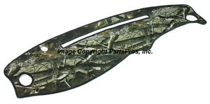New Realtree Hardwoods Camo Camouflage Dash Mat Cover For 1995 11 Ford Ranger