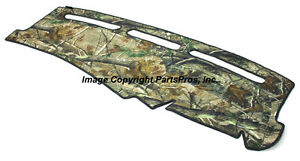 New Realtree Ap Camo Camouflage Dash Mat Cover For 1999 06 Chevy Gmc Truck