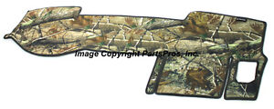 New Realtree Ap Camo Camouflage Dash Mat Cover For 2005 14 Toyota Tacoma Truck
