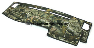 New Realtree Hardwoods Camo Camouflage Dash Mat Cover For 2005 14 Frontier