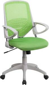 Mid back Green Mesh Office Chair
