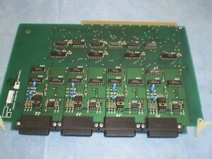Thermco 118900 001 Mux Computer Interface Board Rev D