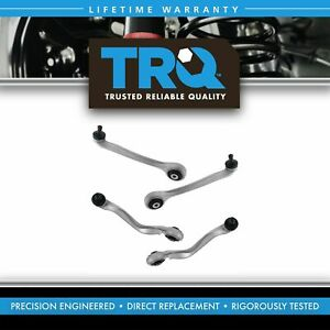 Front Upper Control Arms Kit Set Of 4 For Audi A4 A6 S4 Volkswagen Passat