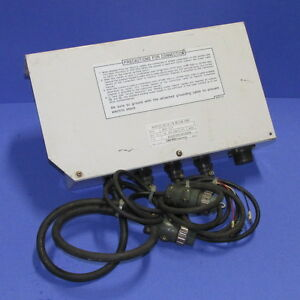 Daihen Corp Interface Device For Welding Robot Ifr 101 pzb