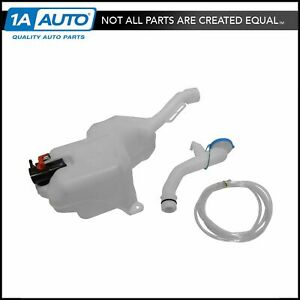 Windshield Washer Reservoir Tank Bottle With Pump For Honda Civic Acura Csx