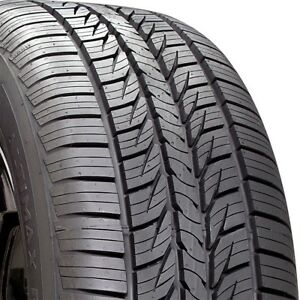 2 New 235 55 17 General Altimx Rt43 55r R17 Tires