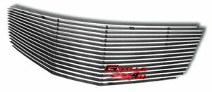 Customized For 2007 2008 Nissan Maxima Billet Premium Main Upper Grille Insert