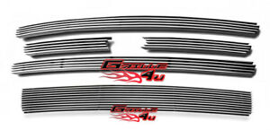 For 2007 2011 Ford Expedition Billet Premium Grille Combo Insert