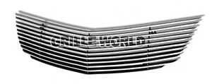 Customized For 2000 2005 Chevy Impala Billet Premium Main Upper Grille Insert