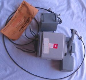 nos Square D Youngstown No 5 Power Limit Switch 6170 Ag2 Series A 51064 004 51