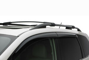 Brightlines Cross Bar Crossbars Roof Rack For 2014 2018 Subaru Forester Oe Style