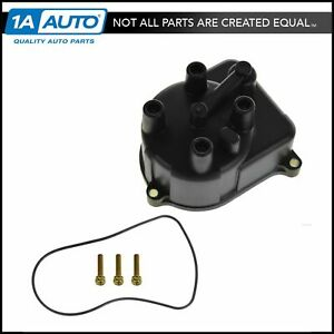Distributor Cap For Acura Integra Honda Accord Civic Del Sol Cr V