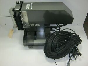 Yamaha Yp330a Pick And Place Robot 13 Reach 4 Drop 6 Side To Side No Drive