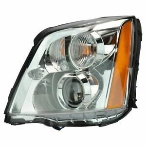 Headlight Headlamp Hid Xenon Driver Side Left Lh For 06 11 Cadillac Dts