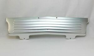 60 Chevy Impala Front Bumper Aluminum License Plate Filler Panel 1960 New