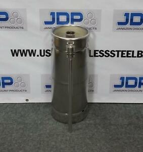 Stainless Steel Keg New 1 6 With Spear Beer Keg