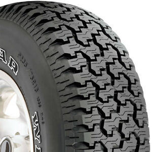 2 New P235 75 15 Goodyear Wrangler Radial 75r R15 Tires