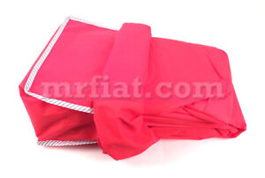 Fiat 1200 1500 Red Spider Indoor Car Cover New