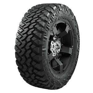 4 New 35x12 50r20lt Nitto Trail Grappler M T Mud Tires 10 Ply E 121q