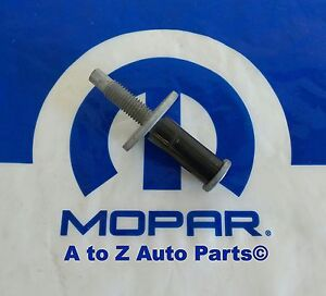 New 2003 2018 Dodge Ram 1500 3500 Tailgate Latch Striker Oem Mopar
