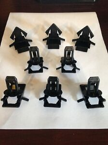 78 1988 Monte Carlo Cutlass Regal Malibu Headliner Front And Rear Clips 8 New