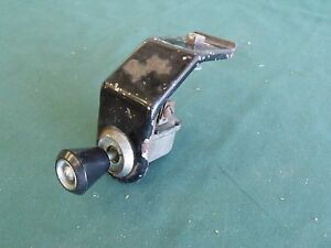 1954 Mercury Original Road Lamp Switch Ford Fog Light Fomoco 1955 Fog Lamp