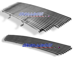 For 2001 2003 Ford Ranger Xlt 4wd edge Billet Premium Grille Combo