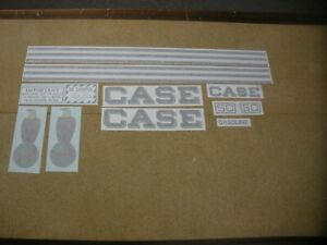 Case Model Sc Tractor Decal Set Vinyl Cut New Free Shipping