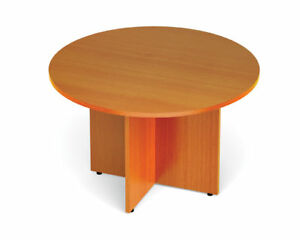 42 Round Laminate Conference Table