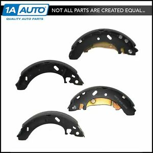 Brake Shoes Rear For Chrysler Cirrus Dodge Stratus Plymouth Breeze