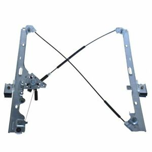 Ac Delco Window Regulator Manual Front Lh Left Driver Side For Chevy Gmc