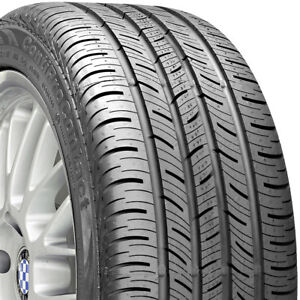 2 New 205 55 16 Continental Pro Contact 55r R16 Tires 26003