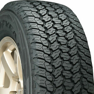 4 New Lt245 75 16 Goodyear Wrangler All Terrain Adventure 75r R16 Tires Lr E