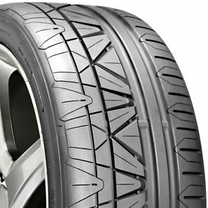 2 New 255 40 18 Nitto Invo 40r R18 Tires 19345