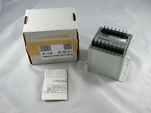 Hathaway Ac Current Voltage Transducer Model Sv304e