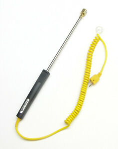K type Surface Thermocouple Probe Temperature Sensor Thermometer Straight