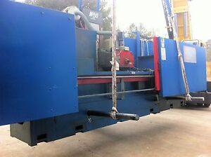 Delta Maxi 2000 1000 Cnc Surface Grinder 2004 39 X 78 Way Grinding