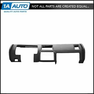 Molded Dash Pad Cover For 78 80 Chevy El Camino Malibu Monte Carlo Gmc Caballero