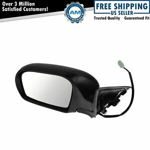 Mirror Power Textured Lh Left Driver Side For Subaru Impreza Outback Wrx