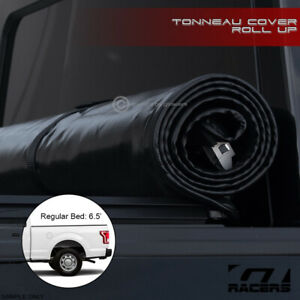1999 2016 F250 F350 F450 Superduty 6 5 Ft 78 Bed Lock Roll Soft Tonneau Cover