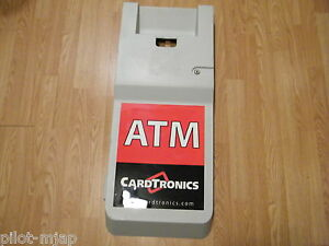 Triton 9100 Atm Lower Plastic Frame With Atm Sign No Key Included