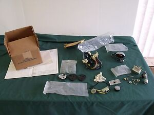 Nos 1968 Ford Galaxie Mustang Fairlane Head Lamp Dimmer Fomoco 68