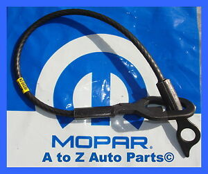 1994 2001 Dodge Ram 1500 3500 Tailgate Right Hand Support Cable Oem Mopar