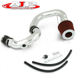 04 09 Mazda 4dr 4 Cylinder Jdm Racing Cold Air Intake Pipe System Polish Filter