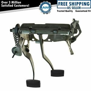Mt Clutch Brake Pedal Assembly For Bronco F150 F250 F350 F450 Ford