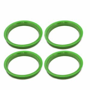 4 Hub Centric Rings 78mm To 72 6mm Hubcentric Ring 78 72 6 Bmw