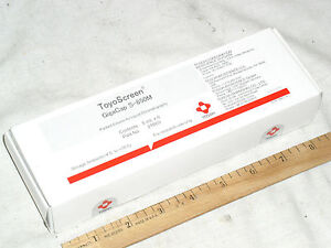 6 New Sealed Tosoh Toyoscreen Gigacap S 650m Liquid Chromatography 21869 5ml Usa
