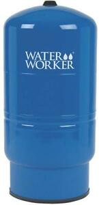 New Water Worker H2o Ht 32b Usa 30 Gallon Pre Charged Pump Well Tank 7901754