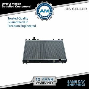 Radiator New For Plymouth Dodge Neon 2 0l
